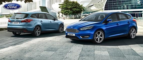 Ford onderdelen en accessoires